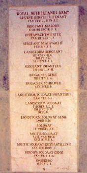 Plaquette Cremation Memorial